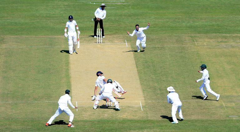 Bangladesh v England - First Test: Day One