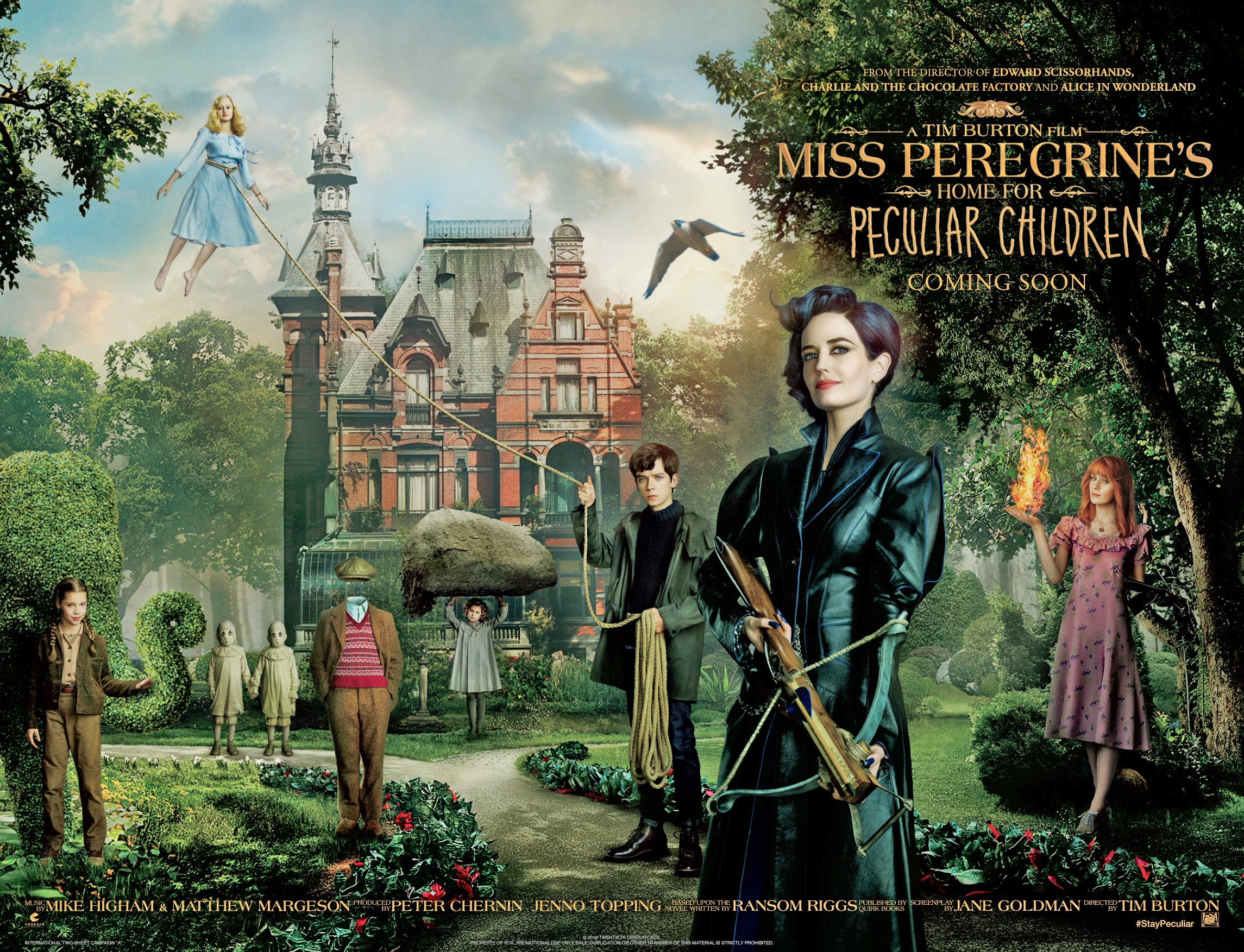 miss peregrines full movie download mp4