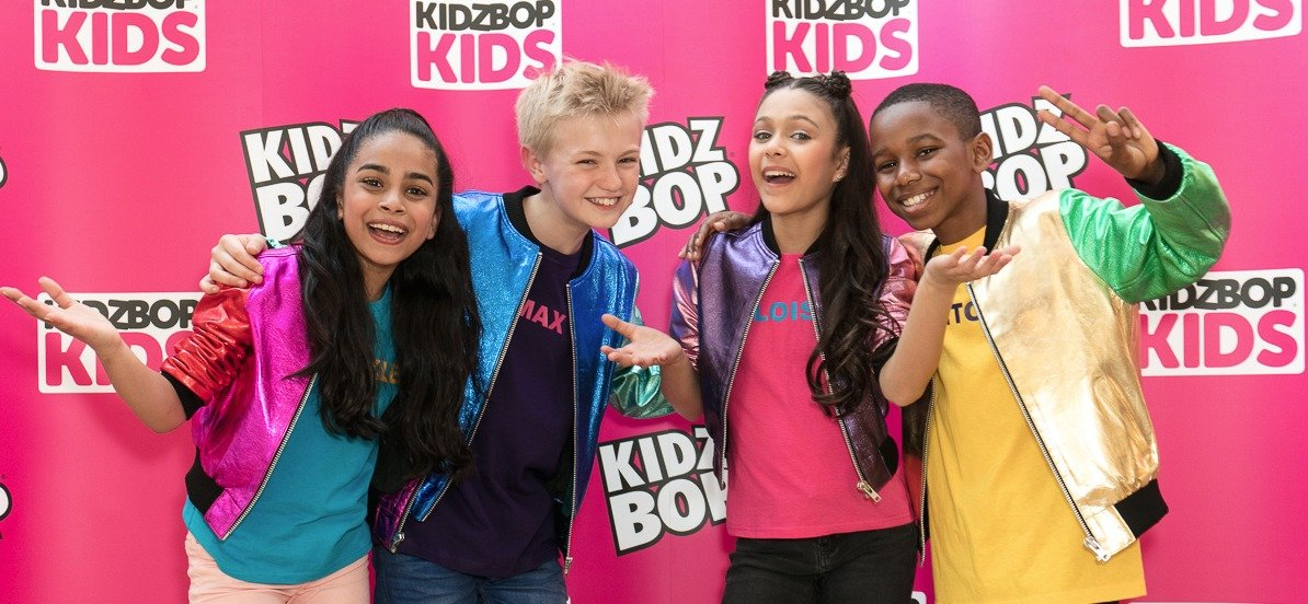 The UK finally has its very own KIDZ BOP group and they've ...