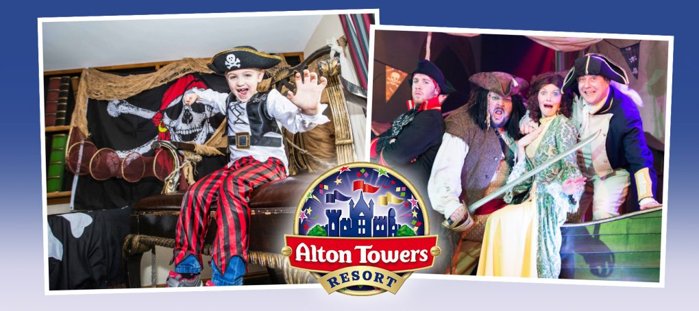 WIN a family stay at The Alton Towers Resort!