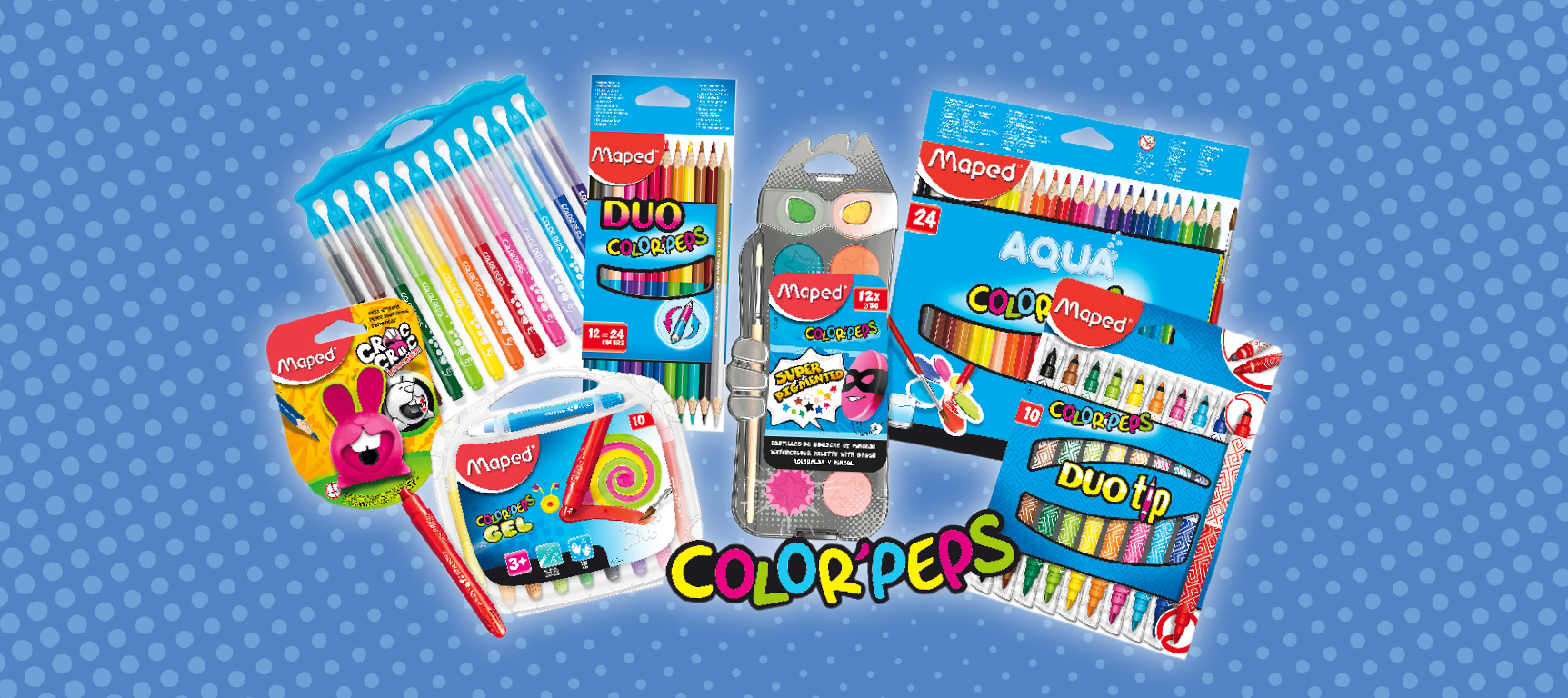 WIN An Exclusive Bundle of Color'Peps Prizes!