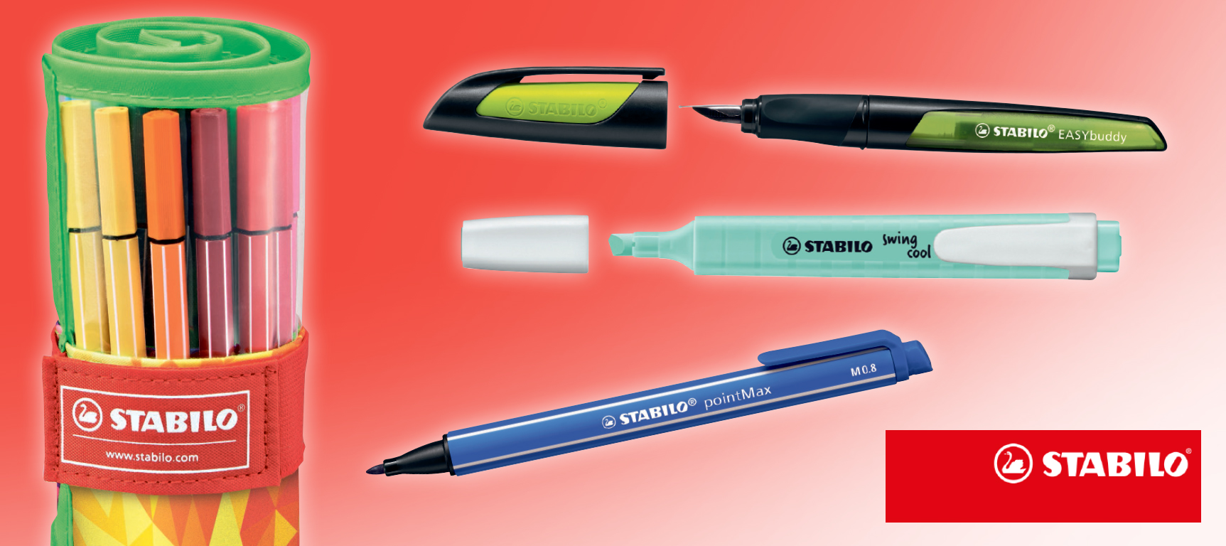A Stationery Bundle from STABILO