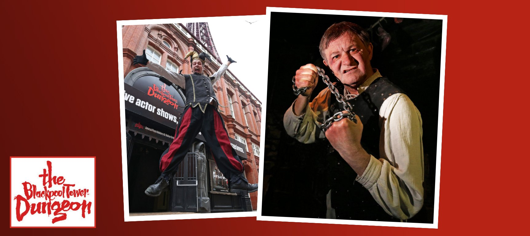 An Overnight Stay at the Blackpool Tower Dungeon