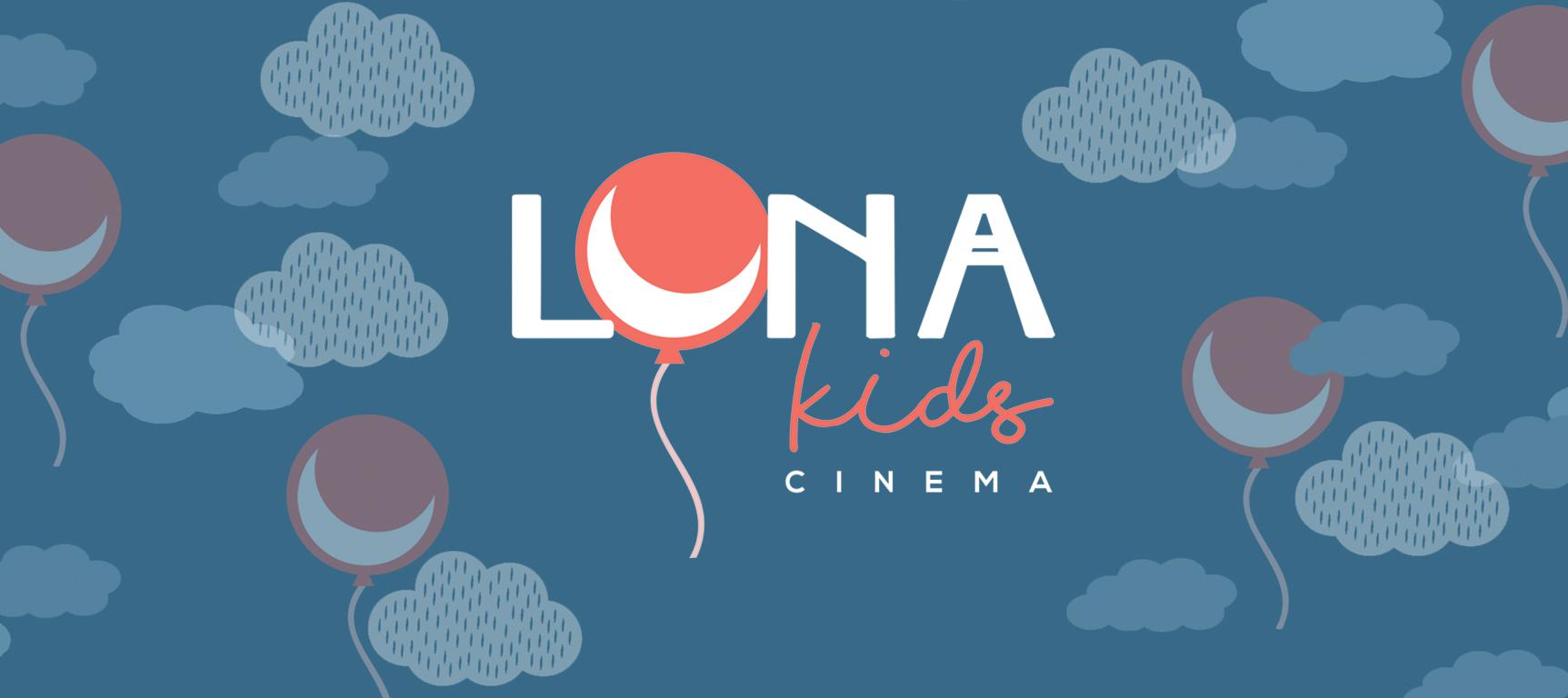 Family Tickets to Luna Kids Cinema