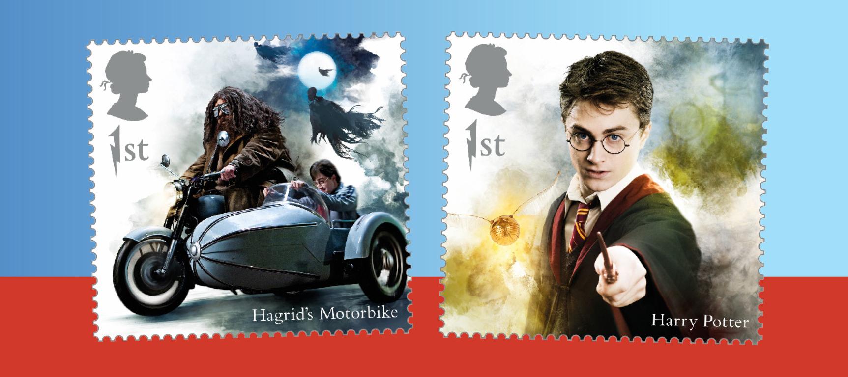 Harry Potter Special Stamp Sets