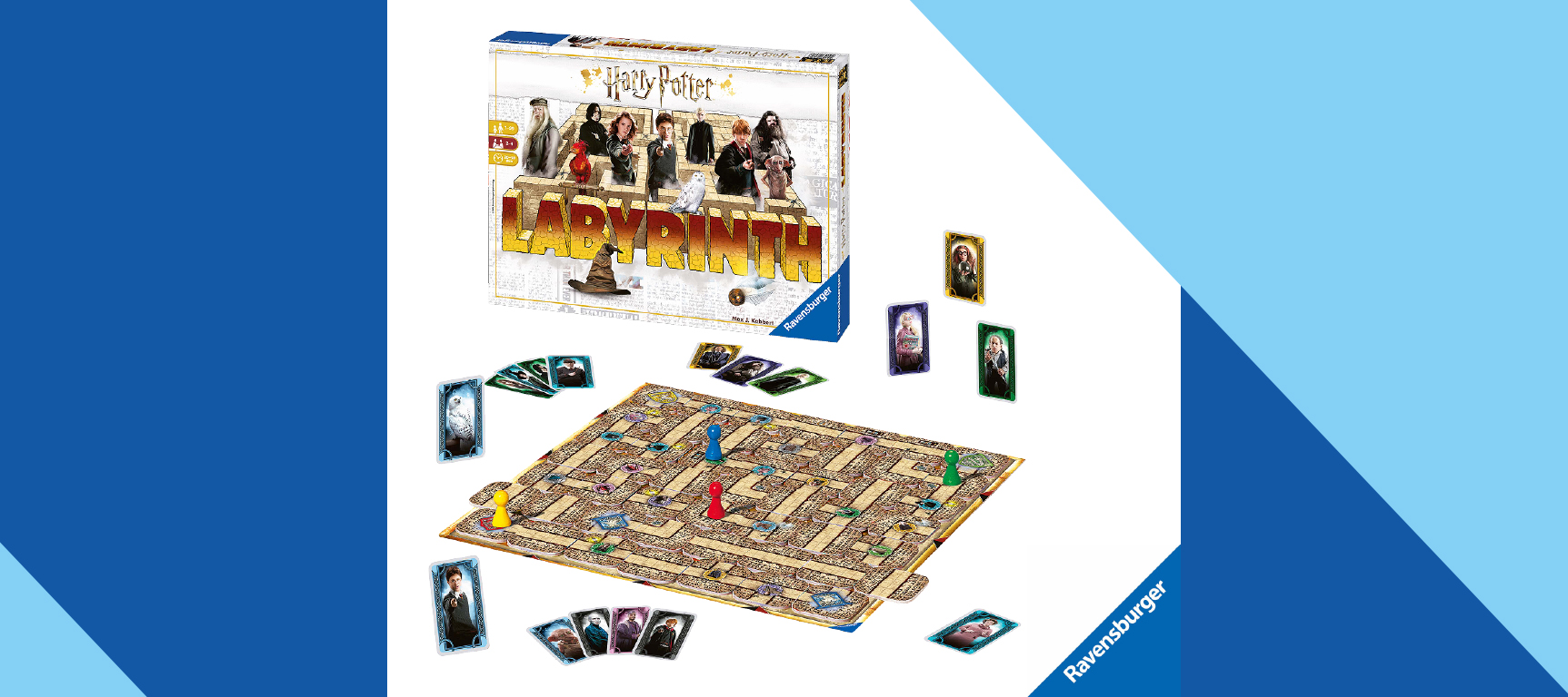 A Harry Potter Labyrinth Game