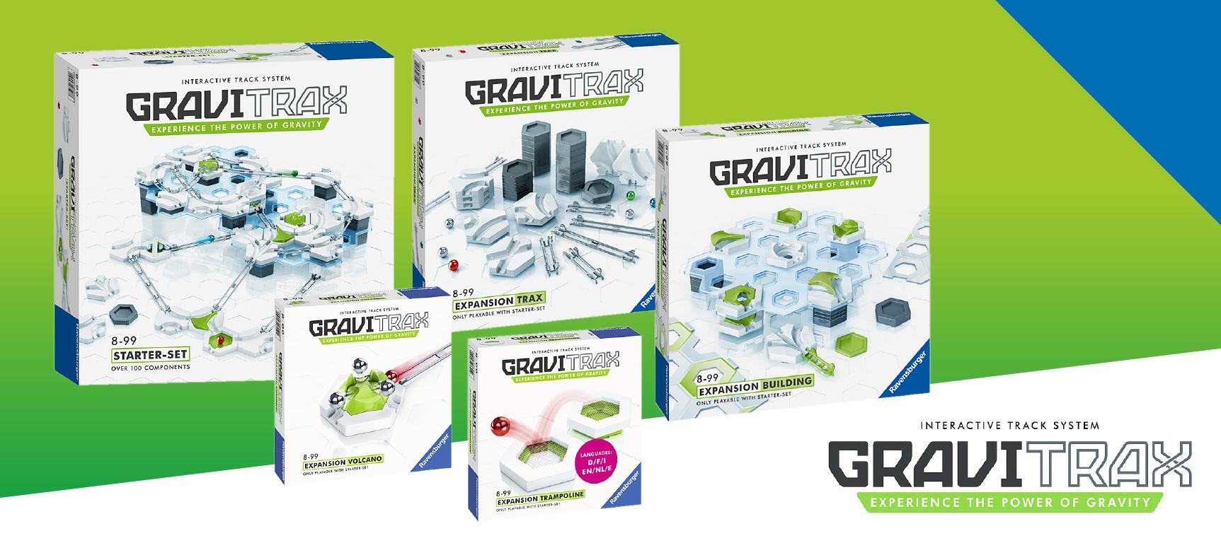A GraviTrax Bundle