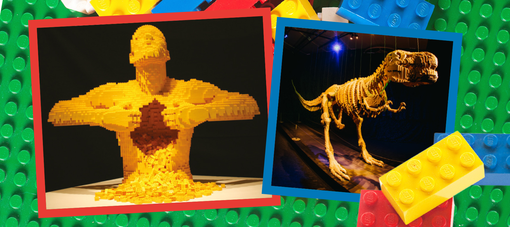 Win Tickets to The Art of Brick