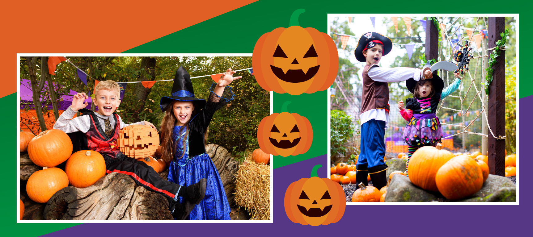 A Spook-Tacular Family Day Out at The LEGOLAND® Windsor Resort