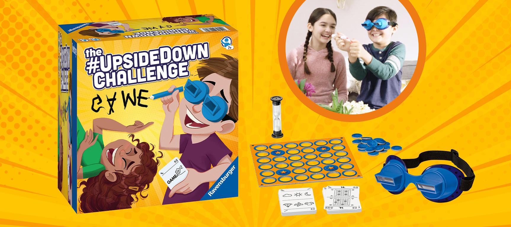 #UpsideDownChallengeTM Game